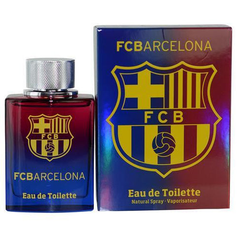 Fc Barcelona By Air Val International Edt Spray 3.4 Oz