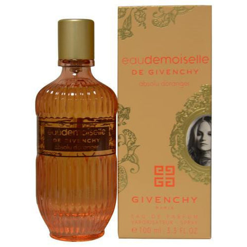Eau Demoiselle Absolu D'oranger De Givenchy By Givenchy Eau De Parfum Spray 3.3 Oz freeshipping - 123fragrance.net