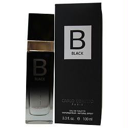 Carlo Corinto Black By Carlo Corinto Edt Spray 3.3 Oz