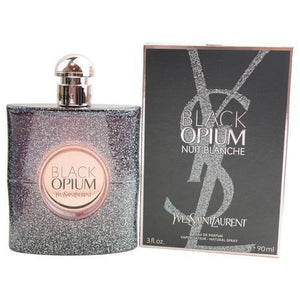 Black Opium Nuit Blanche By Yves Saint Laurent Eau De Parfum Spray 3 Oz
