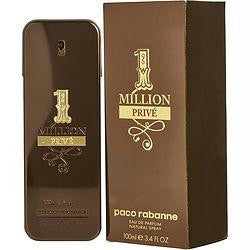 Paco Rabanne 1 Million Prive By Paco Rabanne Eau De Parfum Spray 3.4 Oz
