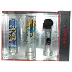 Christian Audigier Gift Set Ed Hardy Variety By Christian Audigier