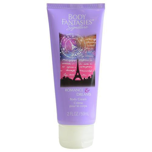 Body Fantasies Signature Romance & Dreams By Body Fantasies Body Cream 2 Oz