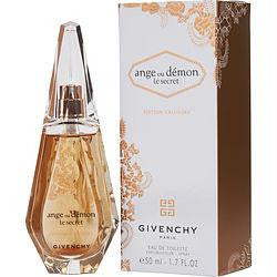 Ange Ou Demon Le Secret Croisiere By Givenchy Edt Spray 1.7 Oz (limited Edition)