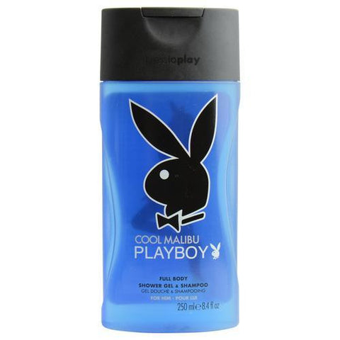 Playboy Cool Malibu By Playboy Body Wash 8.4 Oz