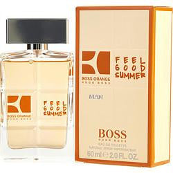 Boss Orange Man Feel Good Summer By Hugo Boss Edt Spray 2 Oz