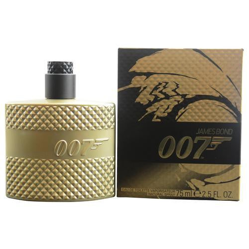 James Bond 007 By James Bond Edt Spray 2.5 Oz (gold Edition)