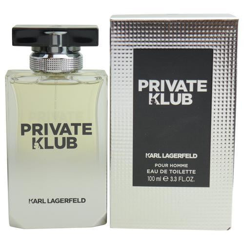 Karl Lagerfeld Private Klub By Karl Lagerfeld Edt Spray 3.3 Oz