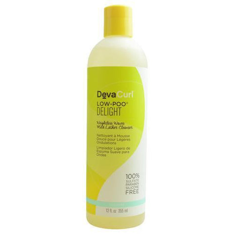 Curl Low Poo Delight Weightless Waves Mild Lather Cleanser 12 Oz