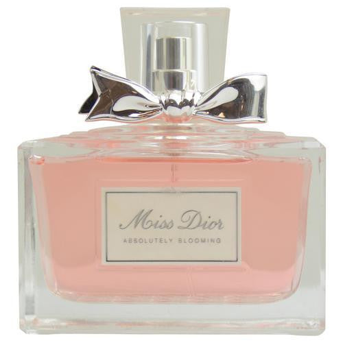 Miss Dior Absolutely Blooming By Christian Dior Eau De Parfum Spray 3.4 Oz *tester