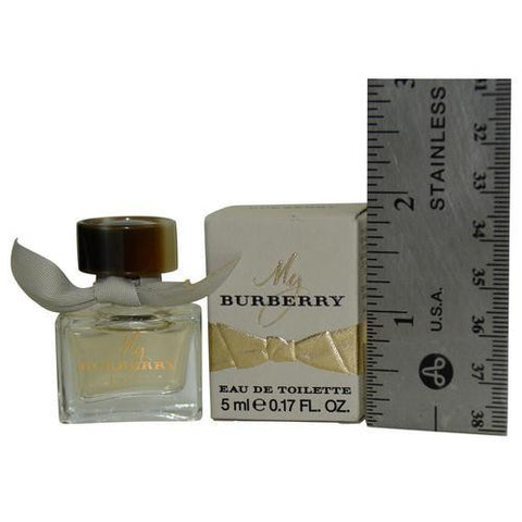 My Burberry By Burberry Edt .17 Oz Mini