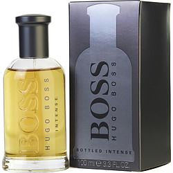 Boss Bottled Intense By Hugo Boss Eau De Parfum Spray 3.3 Oz
