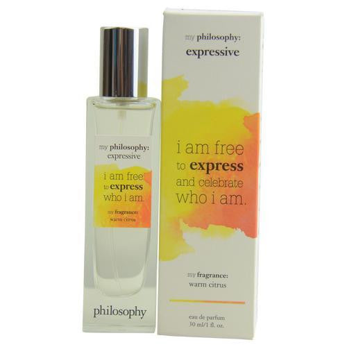 Philosophy Expressive By Philosophy Eau De Parfum Spray 1 Oz