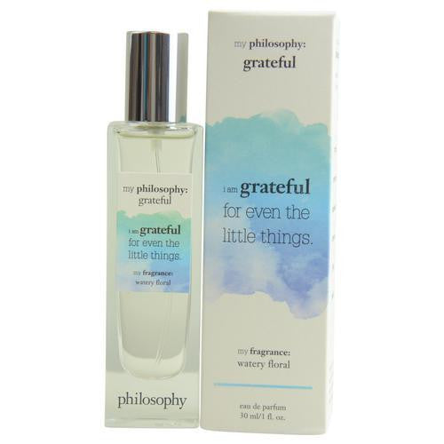 Philosophy Grateful By Philosophy Eau De Parfum Spray 1 Oz