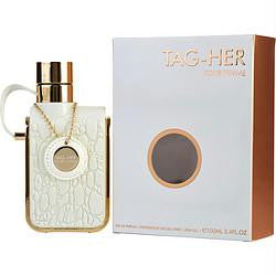 Armaf Tag Her By Armaf Eau De Parfum Spray 3.4 Oz