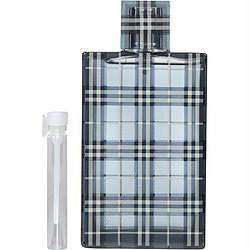 Burberry Brit By Burberry Edt .04 Oz Vial