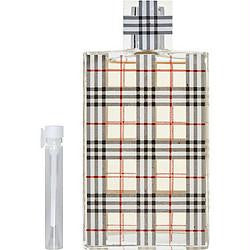 Burberry Brit By Burberry Eau De Parfum .04 Oz Vial