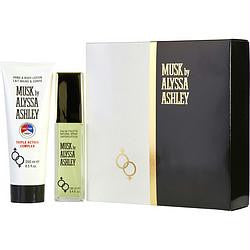 Alyssa Ashley Gift Set Alyssa Ashley Musk By Alyssa Ashley