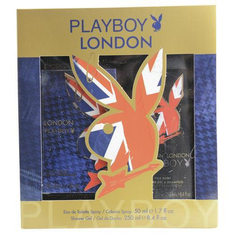Playboy Gift Set Playboy London By Playboy