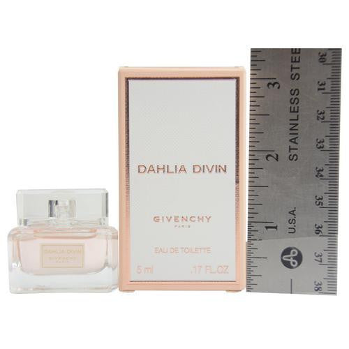 Givenchy Dahlia Divin By Givenchy Edt .17 Oz Mini