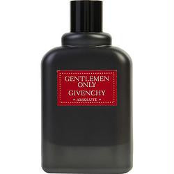 Gentlemen Only Absolute By Givenchy Eau De Parfum Spray 3.3 Oz *tester freeshipping - 123fragrance.net