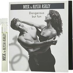 Alyssa Ashley Musk By Alyssa Ashley Edt Vial On Card Mini