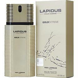 Lapidus Pour Homme Gold Extreme By Ted Lapidus Edt Spray 3.3 Oz