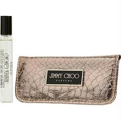 Jimmy Choo By Jimmy Choo Eau De Parfum Spray .25 Oz Mini In A Purse Pouch