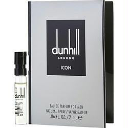 Dunhill Icon By Alfred Dunhill Eau De Parfum Spray Vial On Card