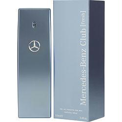 Mercedes-benz Club Fresh By Mercedes-benz Edt Spray 3.4 Oz