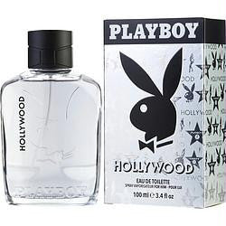 Playboy Hollywood By Playboy Edt Spray 3.3 Oz (new Packaging)