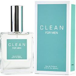 Clean Men By Clean Edt Spray 2.14 Oz (new Packaging)