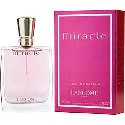Miracle By Lancome Eau De Parfum Spray 1.7 Oz (new Packaging)