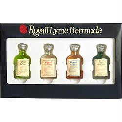 Royall Fragrances Gift Set Royall Lyme Bermuda By Royall Fragrances