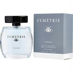 Symetrie Vision By Symetrie Edt Spray 3.4 Oz