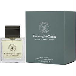 Ermenegildo Zegna Acqua Di Bergamotto By Ermenegildo Zegna Edt Spray 3.4 Oz freeshipping - 123fragrance.net