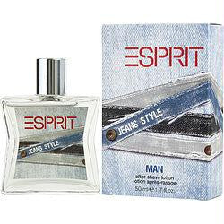 Esprit Jeans Style By Esprit Aftershave 1.7 Oz