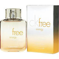 Ck Free Energy By Calvin Klein Edt Spray 1.7 Oz