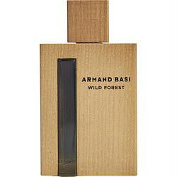 Armand Basi Wild Forest By Armand Basi Edt Spray 3 Oz *tester
