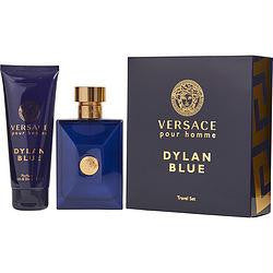 Gianni Versace Gift Set Versace Dylan Blue By Gianni Versace
