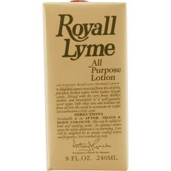 Royall Lyme By Royall Fragrances Aftershave Lotion Cologne 2 Oz