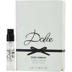 Dolce Floral Drops By Dolce & Gabbana Edt Spray Vial