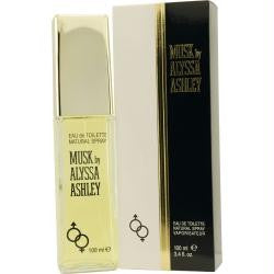 Alyssa Ashley Musk By Alyssa Ashley Dusting Powder 5 Oz