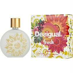 Desigual Fresh By Disigual Edt Spray 3.4 Oz