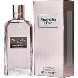 Abercrombie & Fitch First Instinct By Abercrombie & Fitch Eau De Parfum Spray 3.4 Oz