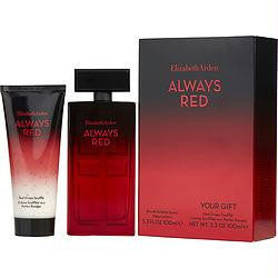 Elizabeth Arden Gift Set Always Red By Elizabeth Arden