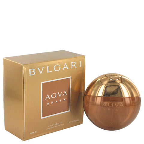 Bvlgari Aqua Amara by Bvlgari Eau De Toilette Spray 1.7 oz for Men