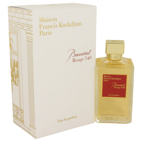 Baccarat Rouge 540 by Maison Francis Kurkdjian Eau De Parfum Spray 6.8 oz for Women