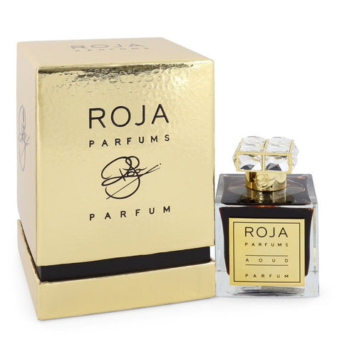 Roja Aoud by Roja Parfums Extrait De Parfum Spray (Unisex) 3.4 oz for Women
