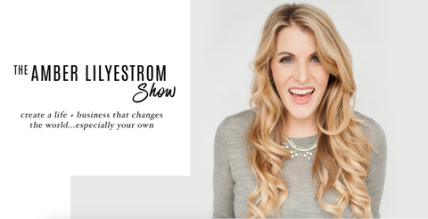 Amber Lilyestrom Podcast